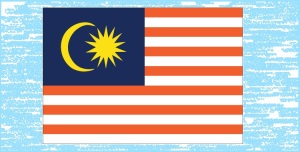 Malaysian Flag - Banner
