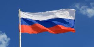 Russian Flag - banner