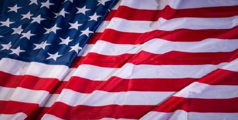 USA Flat - banner