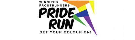Winnipeg Frontrunners Pride Run