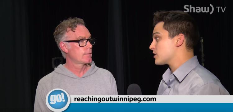 Reaching Out Winnipeg on Shaw TV